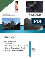 Carvao Tiago Camara