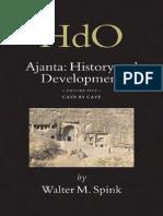 Spink Ajanta Vol 5 Cave by Cave Ajanta History and Development