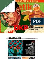 Demi Keselamatan Prabowo