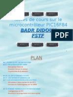 microcontrôleur PIC16F84