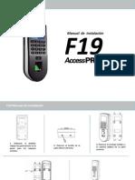 Manual de Instalacin F19
