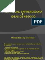 Mental Id Ad Emprendedora e Ideas de Negocio
