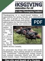Turkey-Friendly Thanksgiving