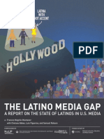Latino Media Gap Report by Frances Negrón-Muntaner with Chelsea Abbas, Luis Figueroa, and Samuel Robson