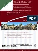 Las Vegas Retail - Southwest Shopping Center Now Lease Warm Springs and Durango