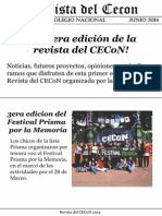 Revista del CECoN