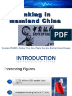 FINA 331 Project-Banking in mainland China