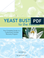 Yeast Buster to the Rescue (Brochure)