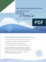 VMAHS Alumni Brochure 10-3-13