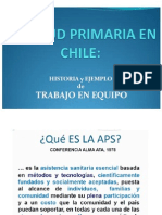 Atencion Primaria en Chile
