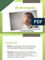 Detección de Problemas de Habla y Lenguaje