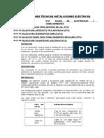 03 Especificaciones Electricas Sr. Victor