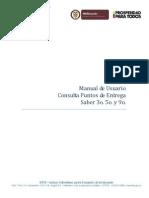 Manual Usuario Consulta Punto de Entrega