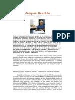 Derrida Jacques - El Filosofo y Los Arquitectos