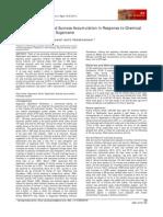 thermal sensivity and sucrose acumulation