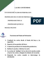 1-Funciones Del Fluido de Perforacion