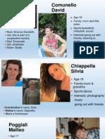 italian students profiles