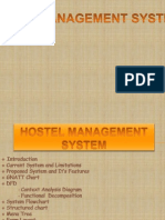 4. Hostel Management