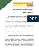 A Imprensa Religiosa Brasil Séc. XIX
