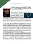 Ulasan Buku Terrorisme Fundamentalis Kristen Islam Yahudi - AM Hendropriyono