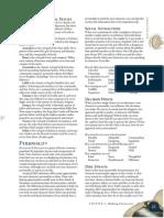Personality - D&D 4E Player's Handbook