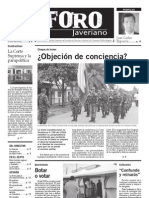 Foro Javeriano 4ed 2009