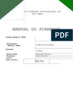Manual de GRH