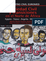 Sociedad Civil Norte Africa