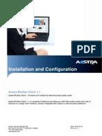 BluStarClient Installation