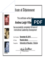 ild certificate