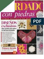 - Revista - Bordado con piedras 1