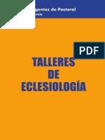 Taller Eclesialogia