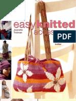 Knitting - Trotman,J - Easy Knitted Accessories croche orgu dantel