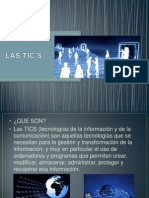 Exposicion de Las Tic's (Power Point)