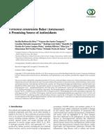 SilvaVernoniacondensata_OxidativeMedicineCellularLongevity2013