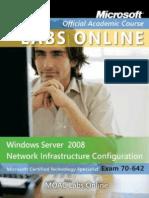 Server Infrastructure Lab 8