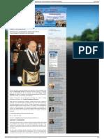 Diario Pregón de La Plata Mensaje de La Masonería Argentina