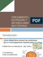 EXPO Metabolismo Bacteriano
