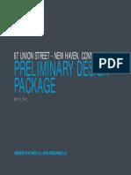 Preliminary Design Concept 87 Union Street