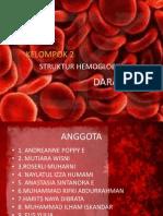 Presentasi DARAH (Struktur Hemoglobin) New