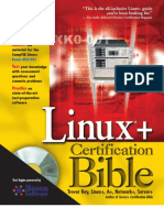 HungryMinds-Linux+ Certification.Bible