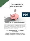 parent class 2 flyer