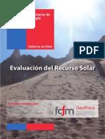 Reporte Solar Baquedano