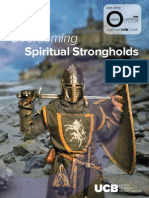 Overcoming Spiritual Strongholds