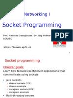 Socket programming 2