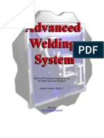 Advanced Welding System Manual