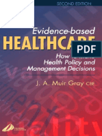 Evidence-Based_Healthcare - How to Make Health Policy and Decision