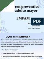 PRESENTACION EMPAM 2013