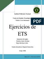 Trabajo Para El ETS