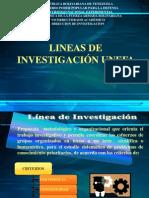 Linea de Investigacion Unefa